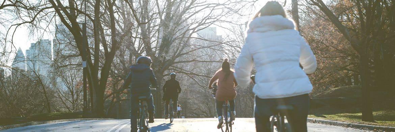 atropello con la bici quien es el culpable
